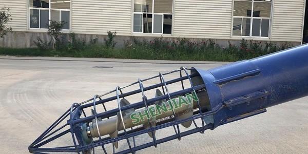 螺旋绞龙粮食输送机的技术特点